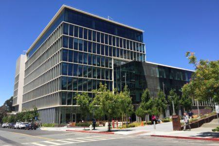 The Exterior of the Berkeley Way West building