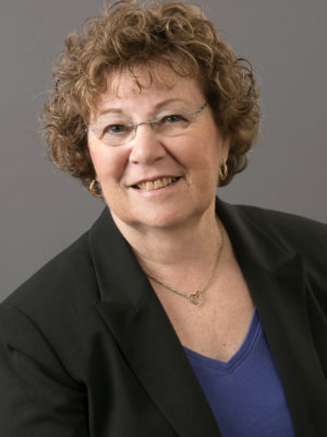 Faculty Headshot for Joan R. Bloom
