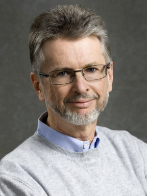 Faculty Headshot for Norm Constantine