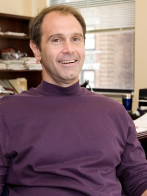 Faculty Headshot for Ronald Dahl