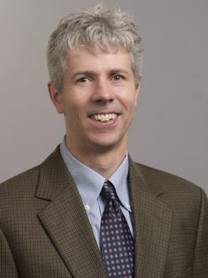 Faculty Headshot for William Dow