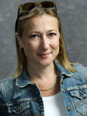 Faculty Headshot for Sandrine Dudoit
