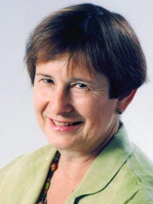 Faculty Headshot for Catherine Koshland