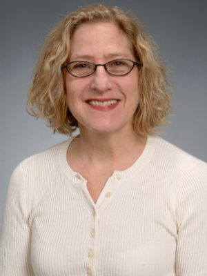 Faculty Headshot for Nancy Padian