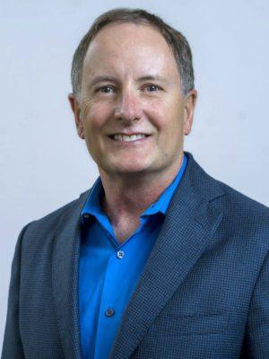Faculty Headshot for James Robinson