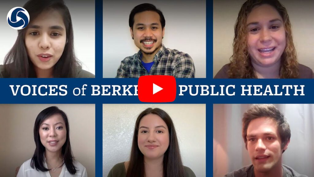Follow this link to watch the Voices of Berkeley Public Health video on YouTube.