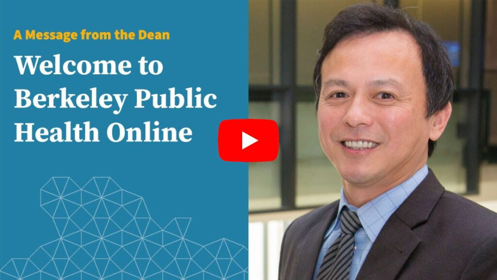 Follow this link to watch a message from the Dean on YouTube
